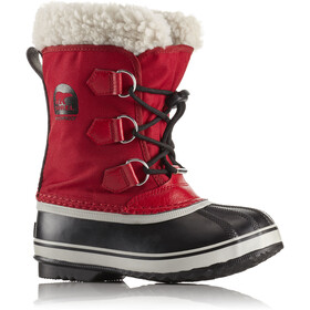 Sorel Yoot Pac Nylon Boots Youth Rocket/Nocturnal